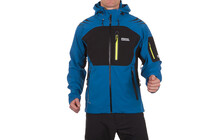 Nord Blanc NBSSM3508 softshell Homme Membrane, Light Softshell, 3LL, 4x4 Stretch